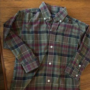 Little boys dress shirt